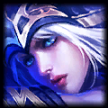 Ashe is good with Lissandra