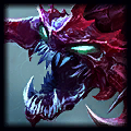Cho'Gath is good with Poppy
