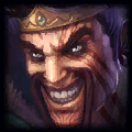 Draven is good with Leona