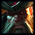 Pantheon counters Gangplank