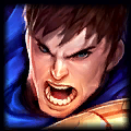 Garen is good with Darius