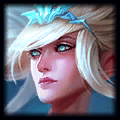 Janna is good with Draven