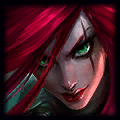 Katarina is good with Garen