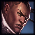 Lucian is good with Nami