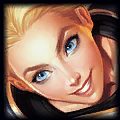 Lux is good with Camille