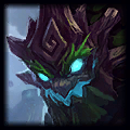 Maokai is good with Brand