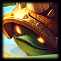 Rammus is good with Heimerdinger