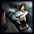 Poppy counters Rengar