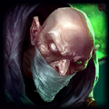 Gnar counters Singed
