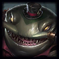 Tahm Kench is good with Jinx