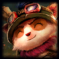 Teemo is good with Volibear