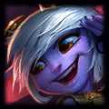 Tristana is good with Blitzcrank