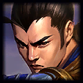 Xin Zhao is good with Pantheon