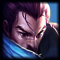 Yasuo is good with Riven